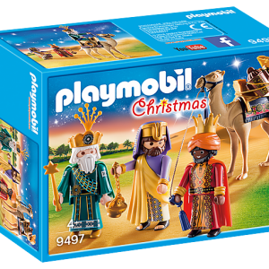 Playmobil Fairies 9140 Fairy Girl with Animal Friends - image 9497_Three-Wise-Kings_box-300x300 on https://pop.toys