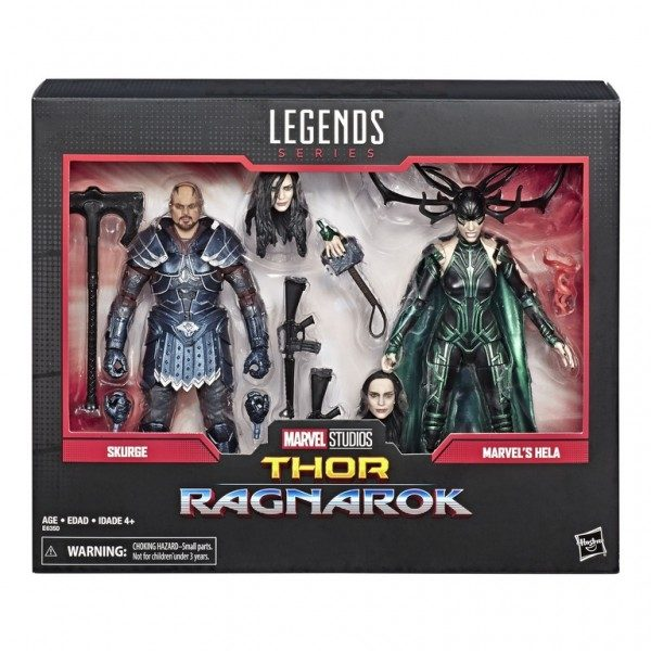Marvel Legends 80th Anniversary Skurge and Hela (Thor) 2 pack - image MarvelLegends80th_Thor_Hela-600x600 on https://pop.toys