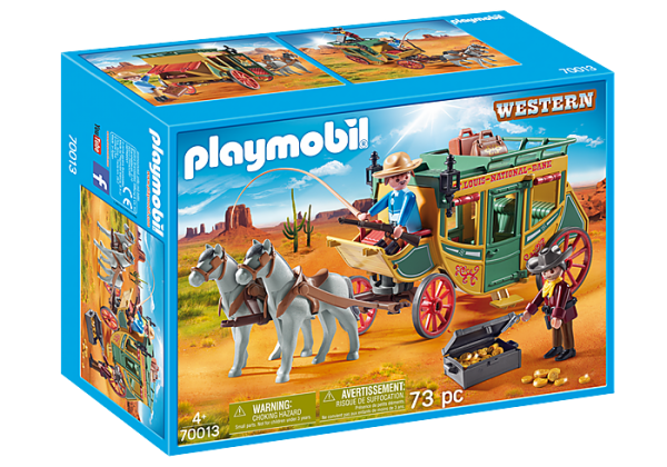 Playmobil Western 70013 Western Stagecoach - image 70013_Western-Stagecoach-600x420 on https://pop.toys