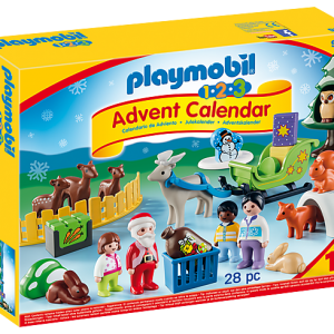 Playmobil Dino Explorers 9429 Hidden Temple with T-Rex - image 9391_XmasintheForest_Advent-300x300 on https://pop.toys