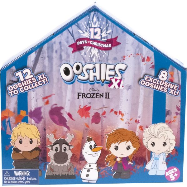Ooshies XL Frozen II Advent Calendar 2019 - 12 days to Xmas - image Ooshies-XL-FrozenII-Advent-Calendar-2019-600x600 on https://pop.toys