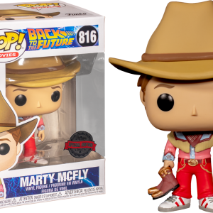 Ghostbusters Pop Vinyl: Gertrude Eldridge - image back-to-the-future-part-iii-marty-mcfly-in-cowboy-outfit-pop-vinyl-300x300 on https://pop.toys