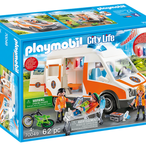 Playmobil 9376 Porsche Macan GTS with horse trailer - image 70049_ambulance_box-300x300 on https://pop.toys