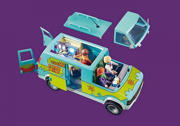 Playmobil Scooby Doo 70286 Mystery Machine - image 70286_SCOOBY-DOO-Mystery-Machine_loose_2-600x420 on https://pop.toys