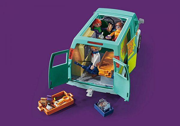 Playmobil Scooby Doo 70286 Mystery Machine - image 70286_SCOOBY-DOO-Mystery-Machine_loose_3-600x420 on https://pop.toys