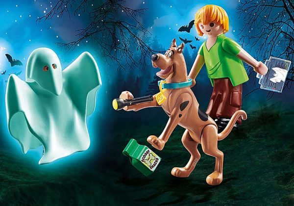 Playmobil Scooby Doo 70287 Scooby and Shaggy with Ghost - image 70287-SCOOBY-DOO-Scooby-and-Shaggy-with-Ghost-600x420 on https://pop.toys