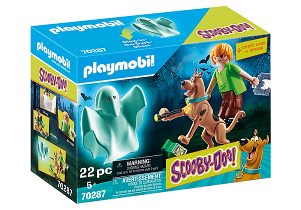 Playmobil Scooby Doo 70287 Scooby and Shaggy with Ghost - image 70287-SCOOBY-DOO-Scooby-and-Shaggy-with-Ghost_box-600x420 on https://pop.toys