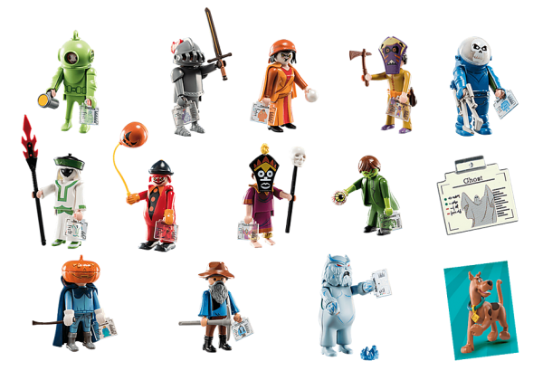 Playmobil Scooby Doo 70288 Scooby Doo Mystery Ghost blind bag figure - image 70288_scooby_blindbag_figs-600x420 on https://pop.toys