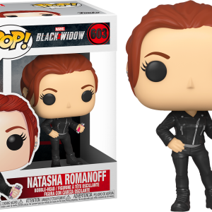 Avengers Gamerverse Pop Vinyl Black Widow 3.75