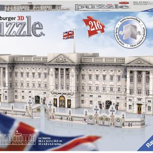 Minecraft - Builders and Biomes Board Game - Ravensburger Games - image ravensburger_VW_buckinghampalace-300x300 on https://pop.toys