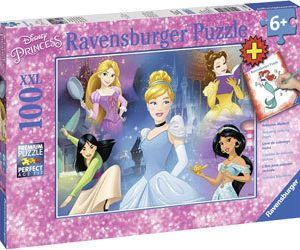 Game of Thrones: The Trivia Game - image Ravensburger-Disney-Princess-100-XXL-with-coloring-Piece-Puzzle-300x250 on https://pop.toys