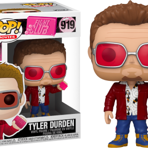 Fight Club Pop Vinyl Tyler Durden 3.75