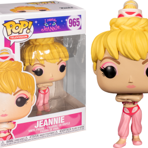 Ooshies XL DC Comics Advent Calendar 2019 - 12 days to Xmas - image i-dream-of-jeannie-jeannie-pop-vinyl-300x300 on https://pop.toys