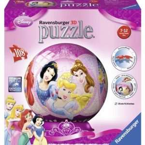 Back to the Future - OUTATIME Dice Game - image ravensburger-disney-princess-3d-puzzle-108-pc-300x300 on https://pop.toys