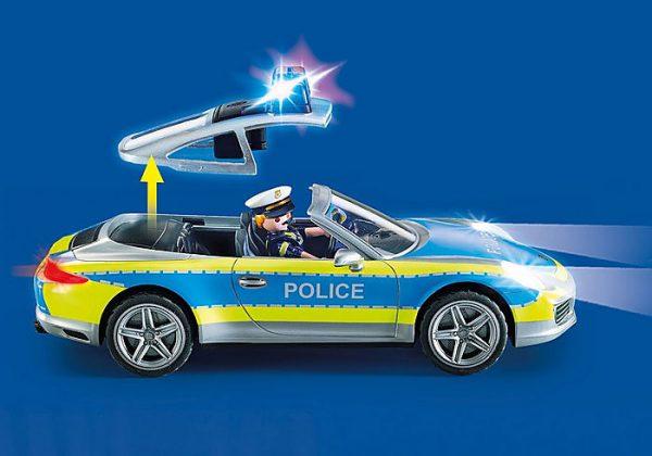 Playmobil 70066 Porsche 911 Carrera 4S Police Car with lights & sound - image 70066_Porsche-911-Carrera-4S-Police_2-600x420 on https://pop.toys