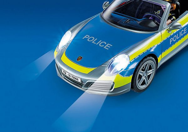Playmobil 70066 Porsche 911 Carrera 4S Police Car with lights & sound - image 70066_Porsche-911-Carrera-4S-Police_3-600x420 on https://pop.toys
