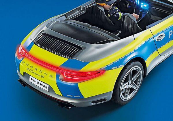 Playmobil 70066 Porsche 911 Carrera 4S Police Car with lights & sound - image 70066_Porsche-911-Carrera-4S-Police_4-600x420 on https://pop.toys