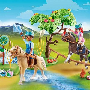 Playmobil Spirit Riding Free 70118 Barn with Lucky, Pru and Abigail - image 70330_River-Challenge-300x300 on https://pop.toys