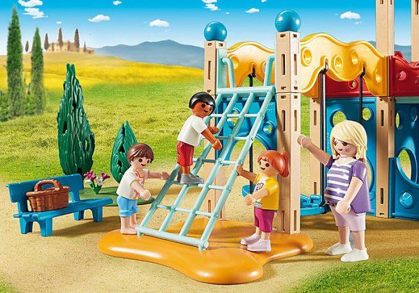 Playmobil Family Fun 9423 Park Playground - image 9423_Park-Playground_2-600x420 on https://pop.toys