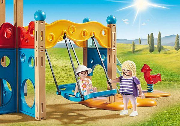 Playmobil Family Fun 9423 Park Playground - image 9423_Park-Playground_3-600x420 on https://pop.toys