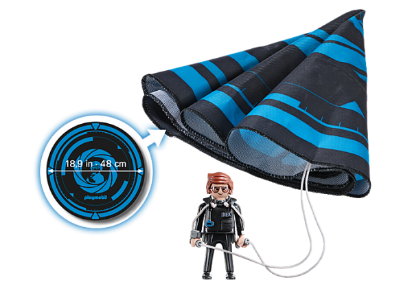 Playmobil the Movie 70070 Rex Dasher with Parachute - image 70070_PLAYMOBIL_THE-MOVIE-Rex-Dasher-with-Parachute1-600x420 on https://pop.toys