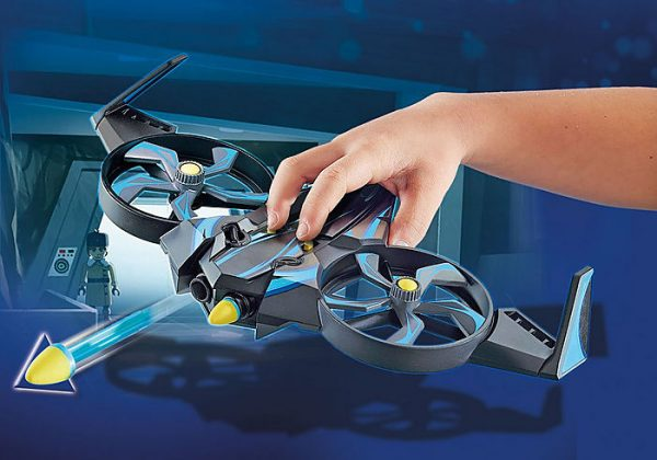 Playmobil the Movie 70071 Robotitron with Drone - image 70071_PLAYMOBIL_THE-MOVIE-Robotitron-with-Drone2-600x420 on https://pop.toys