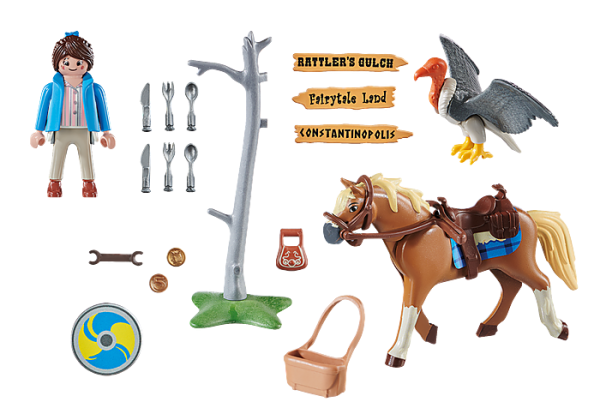 Playmobil the Movie 70072 Marla with Horse - image 70072_PLAYMOBIL_THE-MOVIE-Marla-with-Horse1-600x420 on https://pop.toys