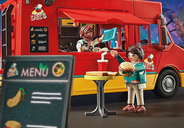 Playmobil the Movie 70075 Del's Food Truck - image 70075_PLAYMOBIL_-THE-MOVIE-Dels-Food-Truck3-600x420 on https://pop.toys