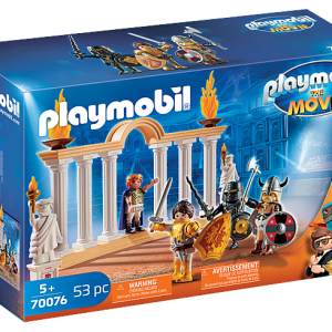 Playmobil the Movie 70070 Rex Dasher with Parachute - image 70076_PLAYMOBIL_THE-MOVIE-Emperor-Maximus-in-the-Colosseum-300x300 on https://pop.toys