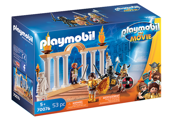 Playmobil the Movie 70076 Emperor Maximus in the Colosseum - image 70076_PLAYMOBIL_THE-MOVIE-Emperor-Maximus-in-the-Colosseum-600x420 on https://pop.toys