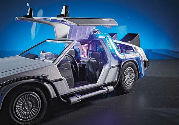 Playmobil Back to the Future 70317 DeLorean Car - image 70317_Back-to-the-Future-DeLorean4-600x420 on https://pop.toys
