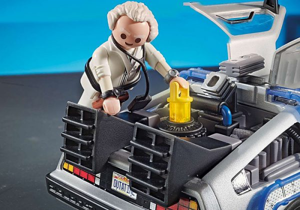 Playmobil Back to the Future 70317 DeLorean Car - image 70317_Back-to-the-Future-DeLorean5-600x420 on https://pop.toys