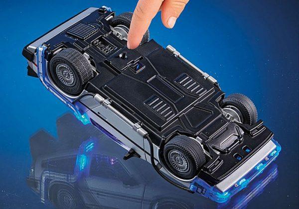 Playmobil Back to the Future 70317 DeLorean Car - image 70317_Back-to-the-Future-DeLorean6-600x420 on https://pop.toys