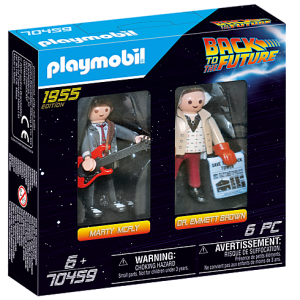 Playmobil Back to the Future 70317 DeLorean Car - image 70459_Back-to-the-Future-Marty-Mcfly-and-Dr-300x300 on https://pop.toys