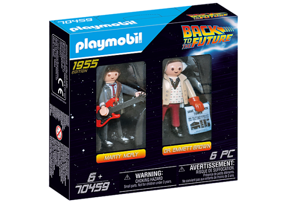 Playmobil Back to the Future 70459 Marty McFly and Doc Brown 1955 - image 70459_Back-to-the-Future-Marty-Mcfly-and-Dr-600x420 on https://pop.toys