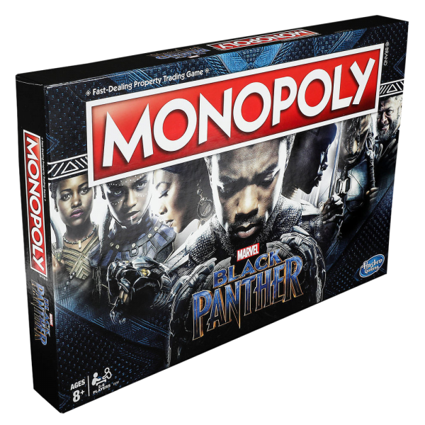 Marvel's Black Panther Monopoly MCU - image monopoly-black-panther-edition-600x600 on https://pop.toys