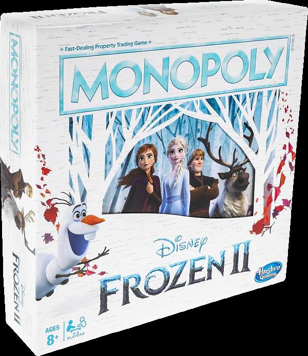 Frozen II 2 Monopoly Edition Disney - image monopoly-frozen-2-edition-600x694 on https://pop.toys