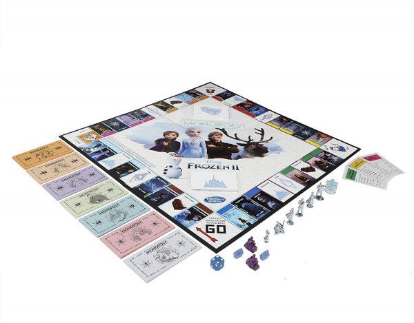 Frozen II 2 Monopoly Edition Disney - image monopoly-frozen-2-edition1-600x469 on https://pop.toys