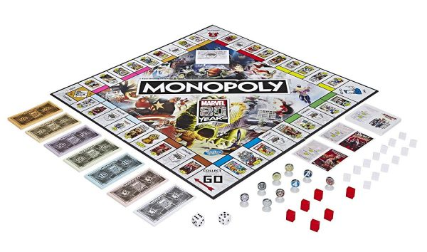 Marvel Monopoly 80th Anniversary Edition 80 years - image monopoly-marvel-80-year-anniversary-edition1-600x354 on https://pop.toys